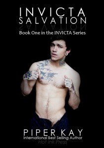 Invicta Salvation Cover
